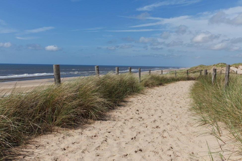 Uitwaaien met zon, zee en strand