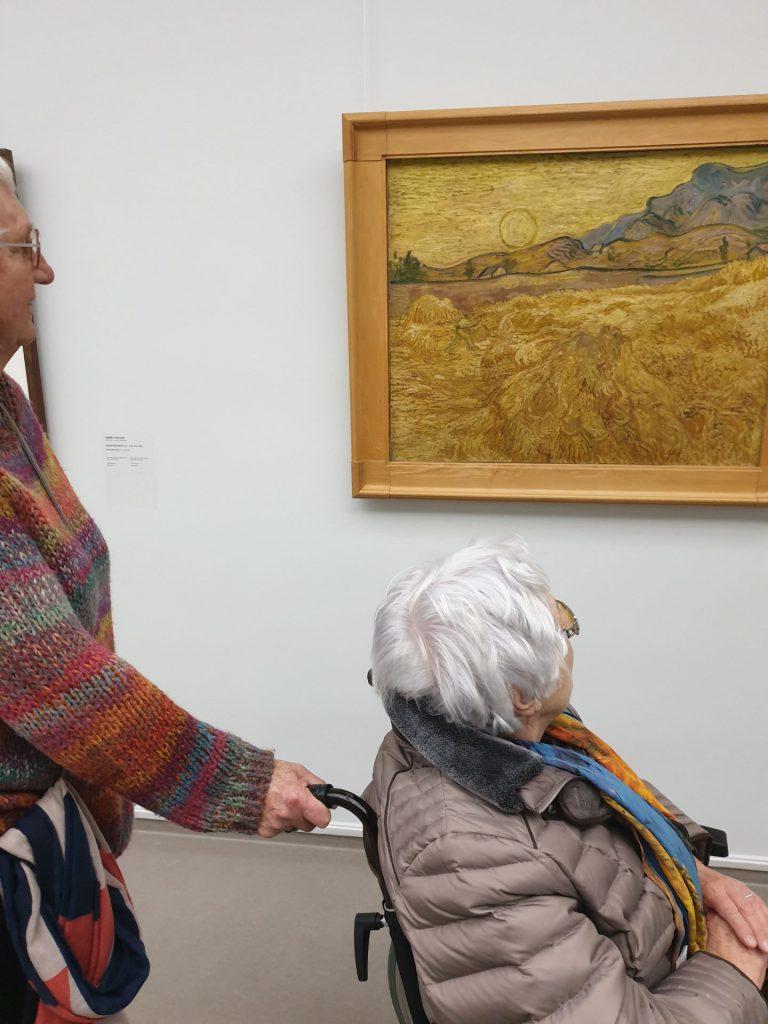 Kunst beleven in het Kröller-Müller Museum